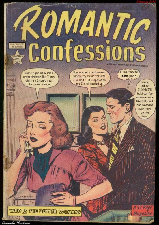 Romantic Confessions