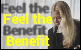 Feel the Benefit