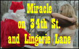 Miracle on 34th Street and Lingerie Lane
