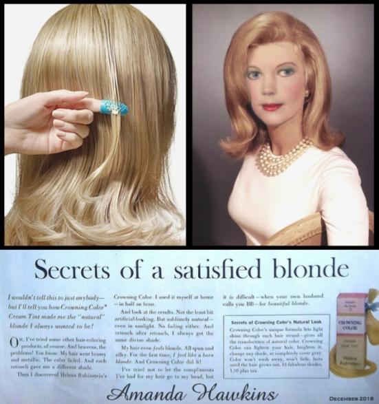 Secrets of a Satisfied Blonde