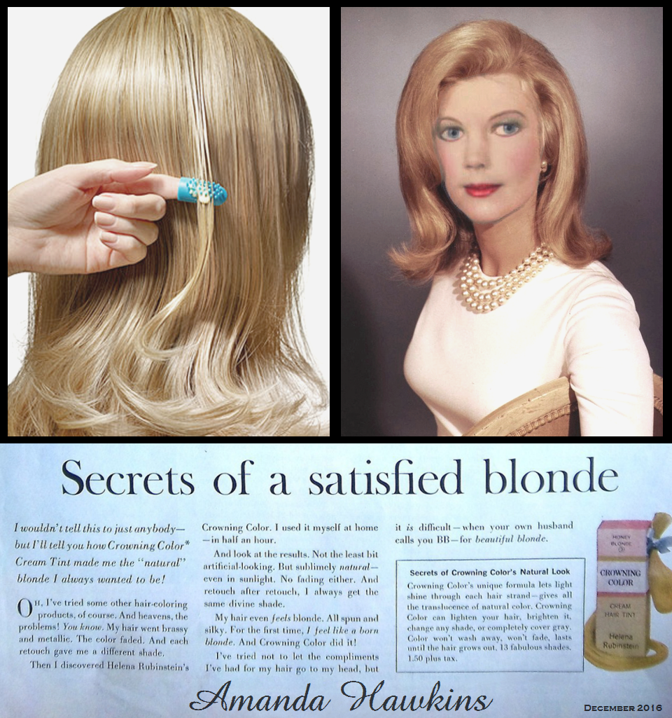 captions blonde Tg