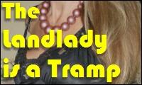landlady is a tramp