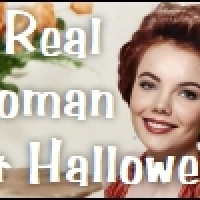 A Real Woman for Halloween